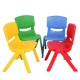 Sedia in plastica per bambini: tipi e caratteristiche