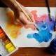 วิธีการเลือกสีน้ำสีสำหรับเด็ก?