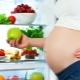 Pemakanan seorang wanita hamil pada trimester ketiga