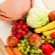 المنتجات للنساء الحوامل مع محتوى الحديد عالية