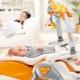 Brevi feeding chair: kelebihan dan kekurangan