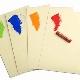 Lukisan kertas: jenis dan spesifikasi