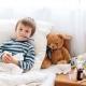 كيف نميز العدوى الفيروسية لدى الطفل عن العدوى البكتيرية؟