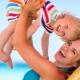 Ako plánovať dovolenku s deťmi v regióne Krasnodar?