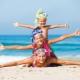 Dovolenka s deťmi v Arkhipo-Osipovka: ubytovanie a možnosti trávenia voľného času