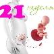 Perkembangan janin pada minggu ke-21 kehamilan