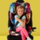 Tempat duduk kereta untuk kanak-kanak dari 15 hingga 36 kg: ciri dan petua untuk memilih