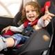 Qual è il posto più sicuro in macchina per un seggiolino per bambini?