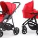 Kereta untuk bayi yang baru lahir 2 dalam 1: ciri dan keutamaan pilihan