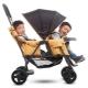 Kereta bayi pogodok: jenis reka bentuk