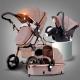Transformers strollers 3 in 1: reka bentuk terbaik untuk kanak-kanak