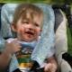 Tilam untuk kereta bayi: rahsia pilihan dan cadangan penjagaan