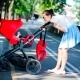 Penarafan kereta bayi: model terbaik dari pengeluar moden