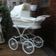 Kereta bayi retro: pilihan bergaya untuk bayi baru lahir
