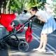 Scegliere un passeggino estivo per un bambino