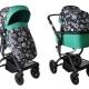 Passeggini BabyHit: panoramica della gamma di prodotti e suggerimenti per la selezione