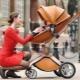Hot Mom-kinderwagens: voordelen en overzicht van het bereik