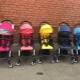 Descrizione e caratteristiche distintive delle carrozzine di Baby Time