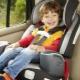 Memilih kerusi kereta kanak-kanak dalam kategori dari 9 hingga 36 kg