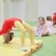 Gimnastik untuk kanak-kanak 7-8 tahun: jenis dan latihan yang berkesan