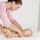 Gimnastik untuk bayi: senaman yang menyeronokkan dan berkesan
