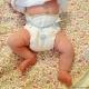 Come fare i pannolini di garza per i neonati?
