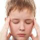 วิธีการตรวจสอบว่าเด็กมีการสั่นสะเทือน: สัญญาณแรก