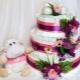 Come fare una torta con i pannolini per una ragazza?