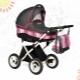 Indigo strollers: keterangan dan perbandingan model popular
