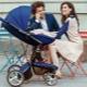 Stroller Mima: ciri, kebaikan dan keburukan, petua memilih