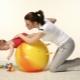 Terapi latihan untuk kanak-kanak di bawah satu tahun