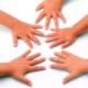 ยิมนาสติกนิ้วมือสำหรับเด็กอายุตั้งแต่ 2 ถึง 6 ปี