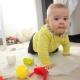 ยิมนาสติกสำหรับเด็กอายุ 7-10 เดือน