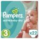 Pannolini Pampers: caratteristiche e tipi