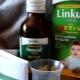 ไอน้ำเชื่อม Linkas สำหรับเด็ก: คำแนะนำสำหรับการใช้งาน
