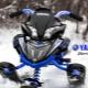 Skuter salji Yamaha: ciri-ciri model dan tip untuk dipilih