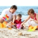 Bagaimana murah untuk berehat dengan kanak-kanak di laut?