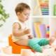 ¿Cómo elegir una olla para bebé para un niño?