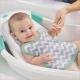 Slaid untuk mandi bayi yang baru lahir: jenis dan tip untuk dipilih