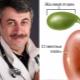 Dr. Komarovsky over problemen met de galblaas