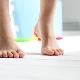 Problemi ai piedi nei bambini e negli adulti in termini di psicosomatica