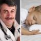 الدكتور كوماروفسكي حول كم عمر الطفل يحتاج إلى وسادة