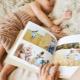 Enjoybook is een familie handgemaakt fotoboek met een uniek ontwerp.