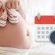 مطابقة أسابيع إلى الحمل والثلث