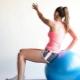 Gimnastik untuk wanita hamil dalam 1 trimester