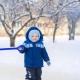 Pale da neve per bambini: tipi e suggerimenti per la scelta