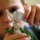 Baby nožnice: čo by mali byť a ako ich používať?