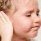 Caratteristiche del trattamento dell'otite media nei bambini a casa