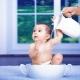 Durcissement des enfants d'âge préscolaire