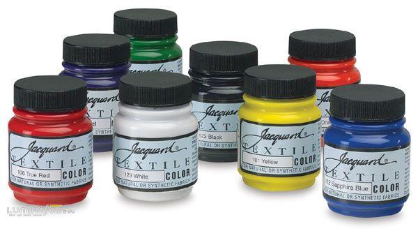 jacquard краски для ткани купить